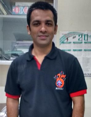 BHARAT DWIVEDI